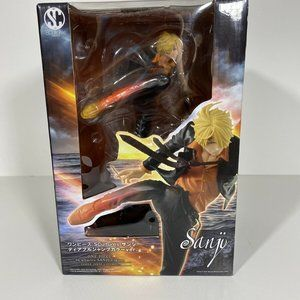 Banpresto Figure One Piece Scultures Sanji Diable